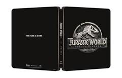 Jurassic World - Fallen Kingdom (hmv Exclusive) 4K Ultra HD Steelbook - 3