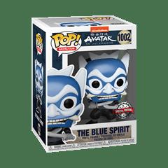 Blue Spirit Zuko With Chase (1002): Avatar (hmv Exclusive) Pop Vinyl - 2