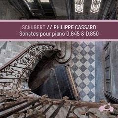 Schubert: Sonates Pour Piano, D.845 & D.850 - 1