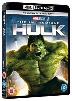 The Incredible Hulk - 2