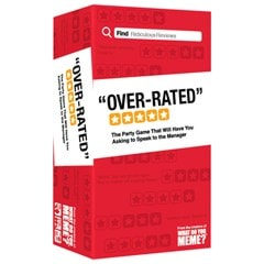 Over-Rated - 1