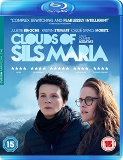 Clouds of Sils Maria - 1