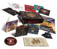 Senjutsu - Super Deluxe Boxset - CD/Blu-ray - 1