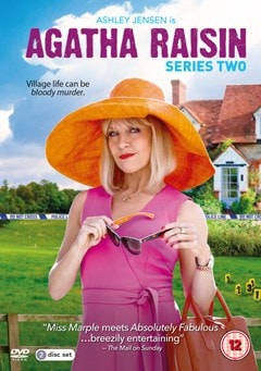 Agatha Raisin: Series Two - 1