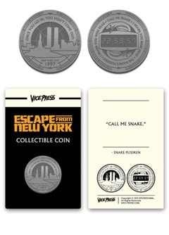 Escape From New York: Collector's Coin - 2