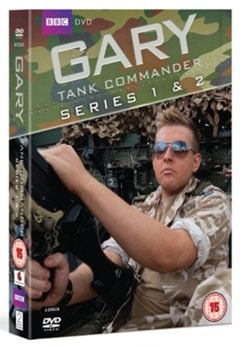 Gary Tank Commander: Series 1 and 2 - 1
