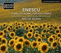 Enescu: Complete Works for Solo Piano - 1
