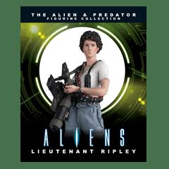 Ripley Alien Figurine: Hero Collector - 3