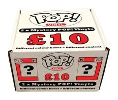 Pop Vinyl Mystery Box (contains x2 Pop Vinyls) - 1