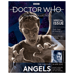 Weeping Angel: Doctor Who Mega Figurine (online only) Hero Collector - 6