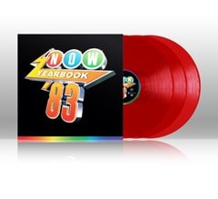 Now Yearbook 1983 - Limited Edition Red Vinyl - 1