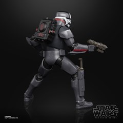 Wrecker: Bad Batch: Star Wars The Black Series Action Figure - 4
