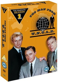 The Man from U.N.C.L.E.: The Complete Season 1 - 2
