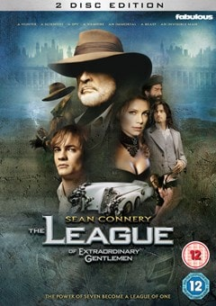 The League of Extraordinary Gentlemen - 1