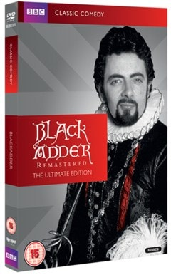 Blackadder: Remastered - The Ultimate Edition (hmv Exclusive) - 2