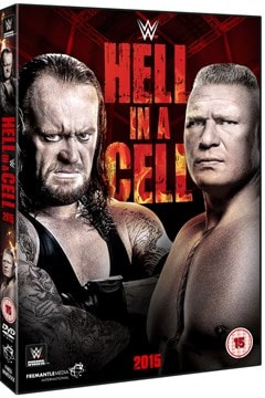 WWE: Hell in a Cell 2015 - 1