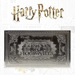 Harry Potter: Hogwarts Train Ticket Metal Replica (online only) - 1