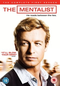 The Mentalist: The Complete First Season - 1