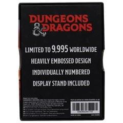 Players Handbook Ingot: Dungeons & Dragons Collectible - 5
