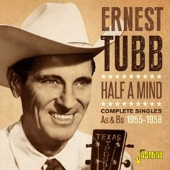 Half a Mind: Complete Singles As & Bs 1955-1958 - 1