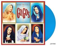 God Bless the Go-Go's - Blue Vinyl - 1
