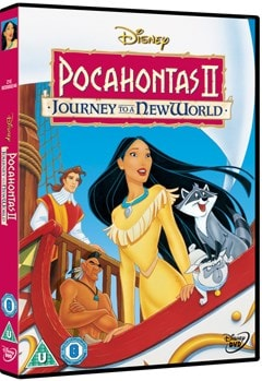 Pocahontas II - Journey to a New World - 2