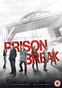 Prison Break: The Complete Series - Seasons 1-5 - 1