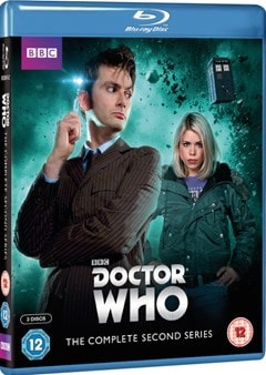 Doctor Who: The Complete Second Series - 2