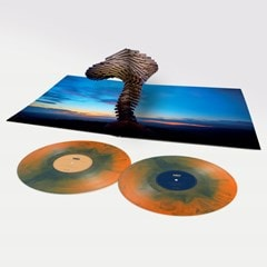 All the Right Noises - Limited Edition Pumpkin/Royal Blue Splatter Vinyl - 2