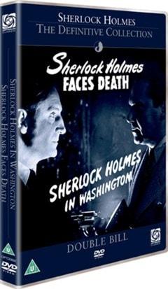 Sherlock Holmes: In Washington/Faces Death - 1
