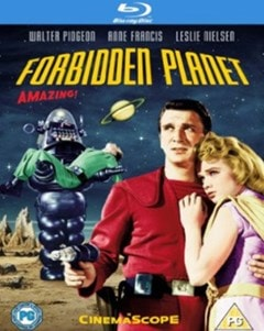 Forbidden Planet - 1