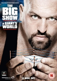WWE: The Big Show - A Giant's World - 1
