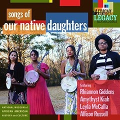 Songs of Our Native Daughters - 1