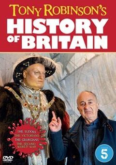 Tony Robinson's History of Britain - 1