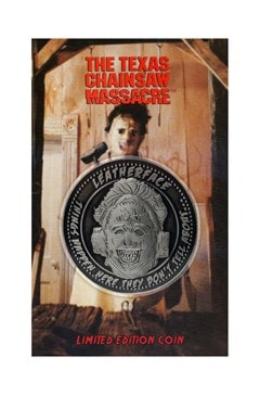 Texas Chainsaw Massacre: Limited Edition Coin - 3
