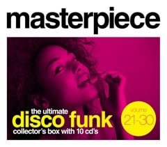 Masterpiece: The Ultimate Disco Funk Collector's Box - Volume 21-30 - 1