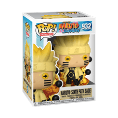 Naruto Sixth Path Sage (932) Naruto Pop Vinyl - 2