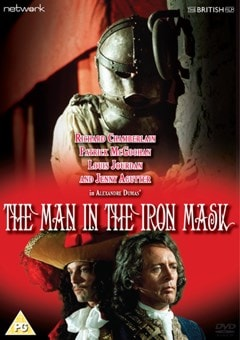 The Man in the Iron Mask - 1