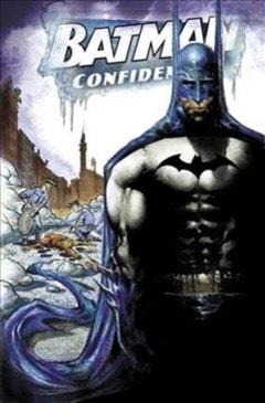 Batman: Ghosts - 1