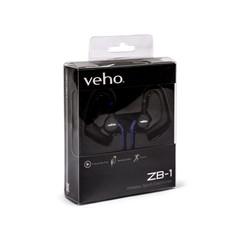 Veho ZB-1 Bluetooth Sports Earphones - 4