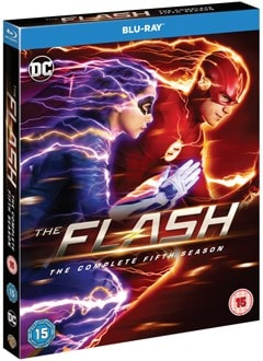 The Flash: The Complete Fifth Season - 2