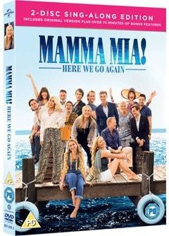 Mamma Mia! Here We Go Again - 2