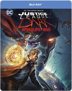 Justice League Dark: Apokolips War - 1