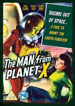 The Man from Planet X - 1