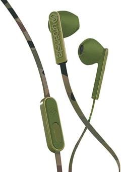 Urbanista San Francisco Green Camo Earphones - 1