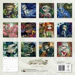 Strangeling: Jasmine Becket-Griffith Square 2022 Calendar - 3