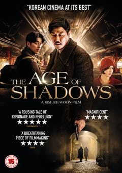 Age of Shadows - 1