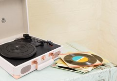 GPO Soho Black Turntable (hmv Exclusive) - 5