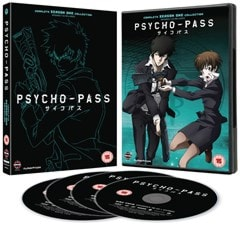Psycho-pass: The Complete Series One - 1