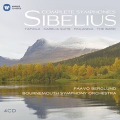 Sibelius: Complete Symphonies - 1
